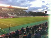天皇杯4回戦:仙台×C大阪@金鳥スタ