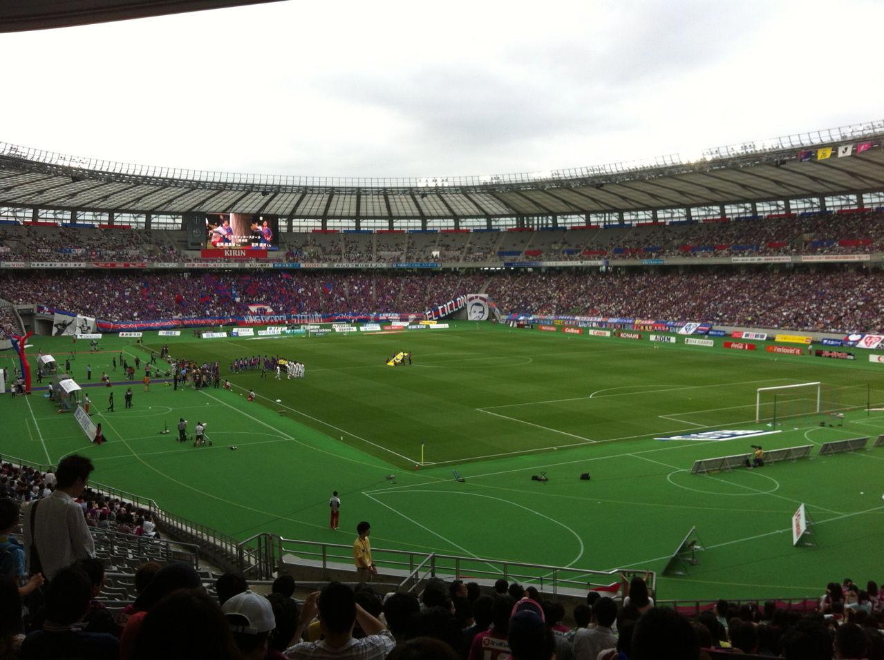FC東京×C大阪