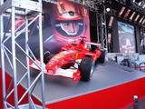 2006鈴鹿ブリヂストンブース