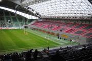 ホームズスタジアム神戸でのラグビー-2