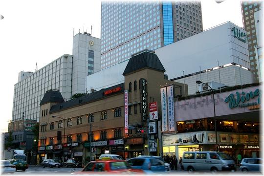 Keihin_hotel_Shinagawa