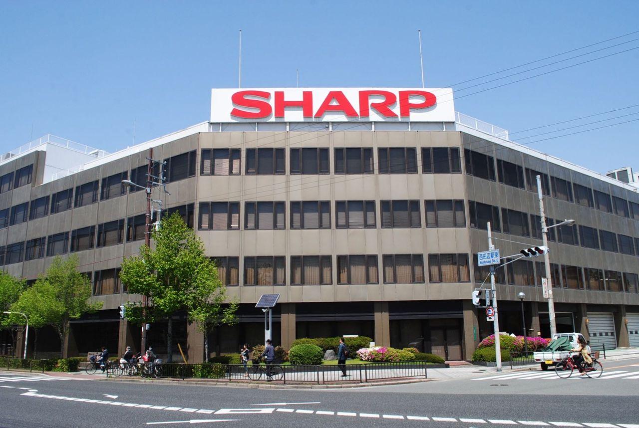 SHARP旧本社@大阪・西田辺