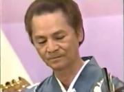 暁照夫さん(音曲漫才、三味線)