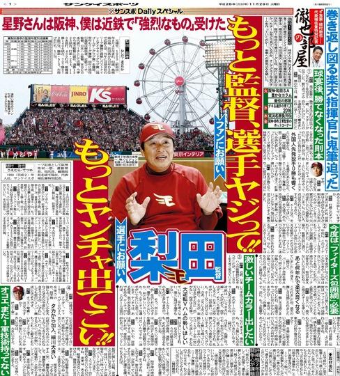 20161129サンスポ梨田