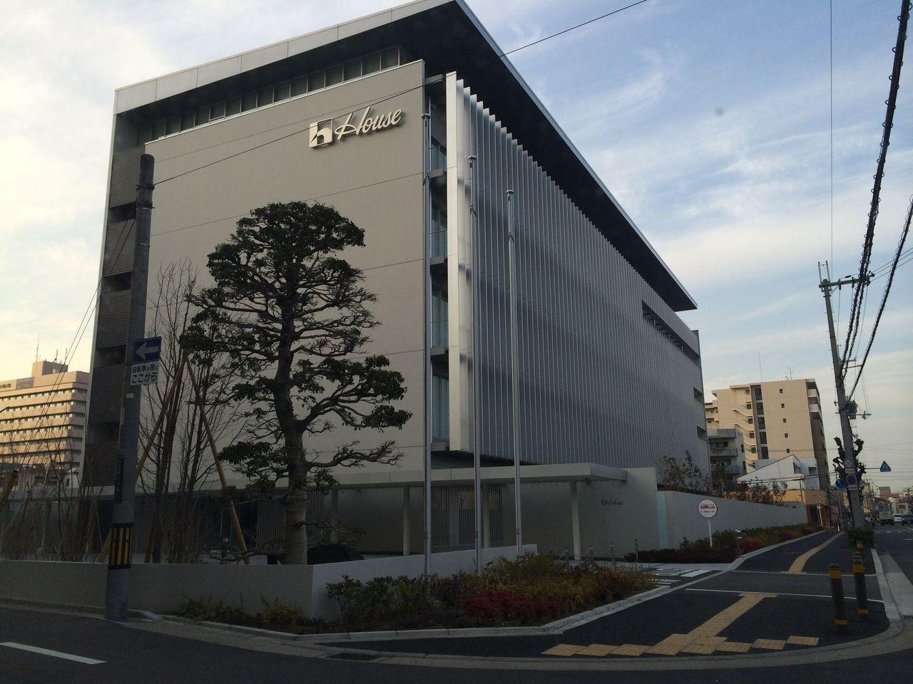 ハウス食品グループ大阪本社ビル