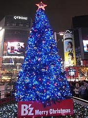 B'z クリスマスツリー2008 (渋谷 ハチ公広場) 4