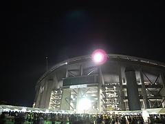 「B'z LIVE-GYM Pleasure 2008 -GLORY DAYS-」豊田スタジアム 2