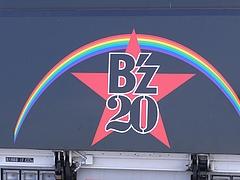 「B'z LIVE-GYM Pleasure 2008 -GLORY DAYS-」ツアートラック ver.2 13