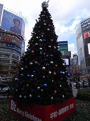 B'z クリスマスツリー2008 (ハチ公広場) 昼間編 9