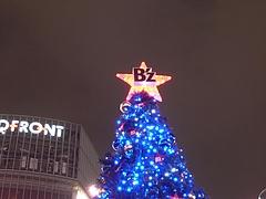 B'z クリスマスツリー2008 (ハチ公広場) 夜景編 3