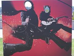 「B'z LIVE-GYM Pleasure 2008 -GLORY DAYS-」豊田スタジアム   フォトオポチュニティー 1