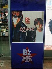 "[B'z The Best ""ULTRA Treasure""]渋谷ミニジャック  14"