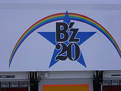 「B'z LIVE-GYM Pleasure 2008 -GLORY DAYS-」ツアートラック ver.1 2
