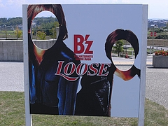「B'z LIVE-GYM Pleasure 2008 -GLORY DAYS-」豊田スタジアム   フォトオポチュニティー 3