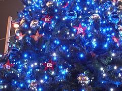B'z クリスマスツリー2008 (渋谷 ハチ公広場) 10
