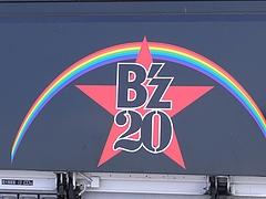「B'z LIVE-GYM Pleasure 2008 -GLORY DAYS-」ツアートラック ver.2 11