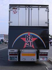 「B'z LIVE-GYM Pleasure 2008 -GLORY DAYS-」ツアートラック ver.2 4
