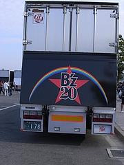 「B'z LIVE-GYM Pleasure 2008 -GLORY DAYS-」ツアートラック ver.2 1