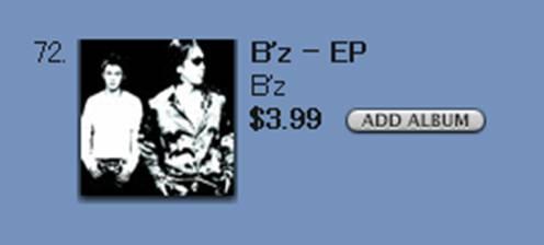 B'z_EP