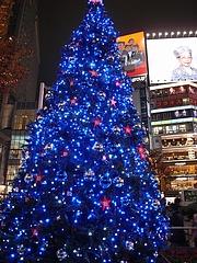 B'z クリスマスツリー2008 (渋谷 ハチ公広場) 7
