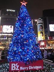 B'z クリスマスツリー2008 (ハチ公広場) 夜景編 11