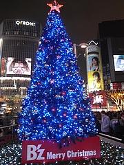 B'z クリスマスツリー2008 (ハチ公広場) 夜景編 12
