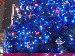 B'z クリスマスツリー2008 (渋谷 ハチ公広場) 9
