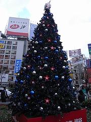 B'z クリスマスツリー2008 (渋谷駅前ハチ公広場) 昼間編  17