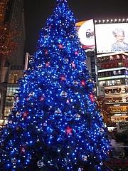B'z クリスマスツリー2008 (渋谷 ハチ公広場) 6