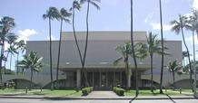 Neal S. Blaisdell Concert Hall