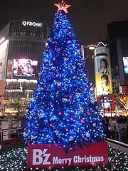 B'z クリスマスツリー2008 (渋谷 ハチ公広場) 5