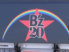 「B'z LIVE-GYM Pleasure 2008 -GLORY DAYS-」ツアートラック ver.2 12