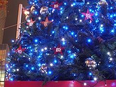 B'z クリスマスツリー2008 (渋谷 ハチ公広場) 8