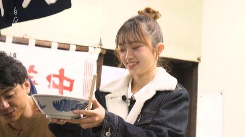 【NGT48】中井りかの飯の食い方が何か汚らしいwww