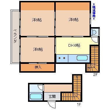 アパートメント上野丘Ⅱ