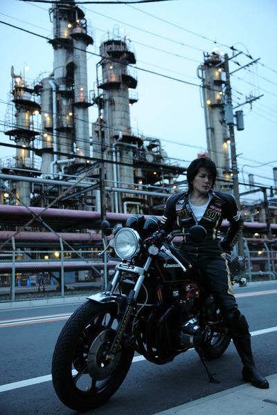 C4 TOKI Z1000MK2 バイク Z750FX カスタム