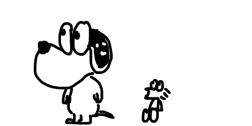 【祝】スヌーピーの誕生日でつ5