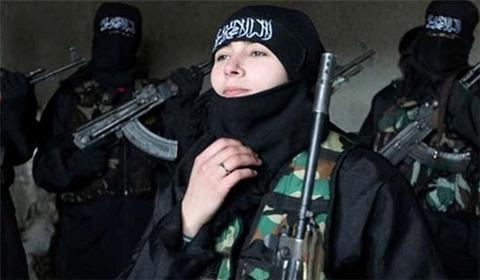 「イスラム国」のロンドン出身女性