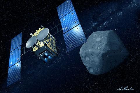 小惑星探査機