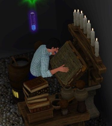 【Sims3】中山司は救われたい【part4】