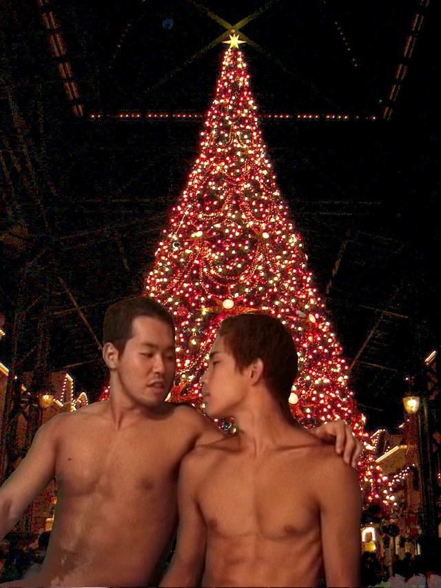 野獣先輩も今頃恋人とクリスマスを祝ってるんやろか