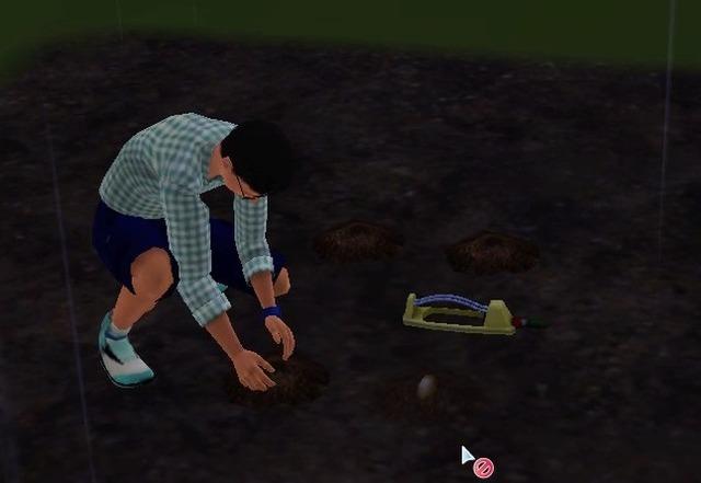 【Sims3】中山司は救われたい【part2】