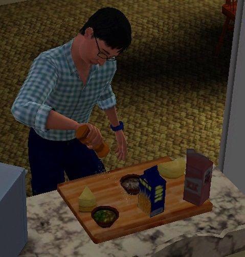 【Sims3】中山司は救われたい【part5】
