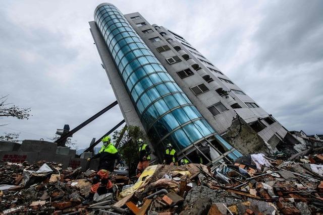 【外交】政府、台湾地震で専門家派遣[H30・2・8]