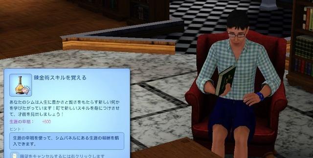 【Sims3】中山司は救われたい【part4】3