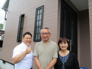 吉田さまご夫婦 呉市阿賀 在住 ベスト