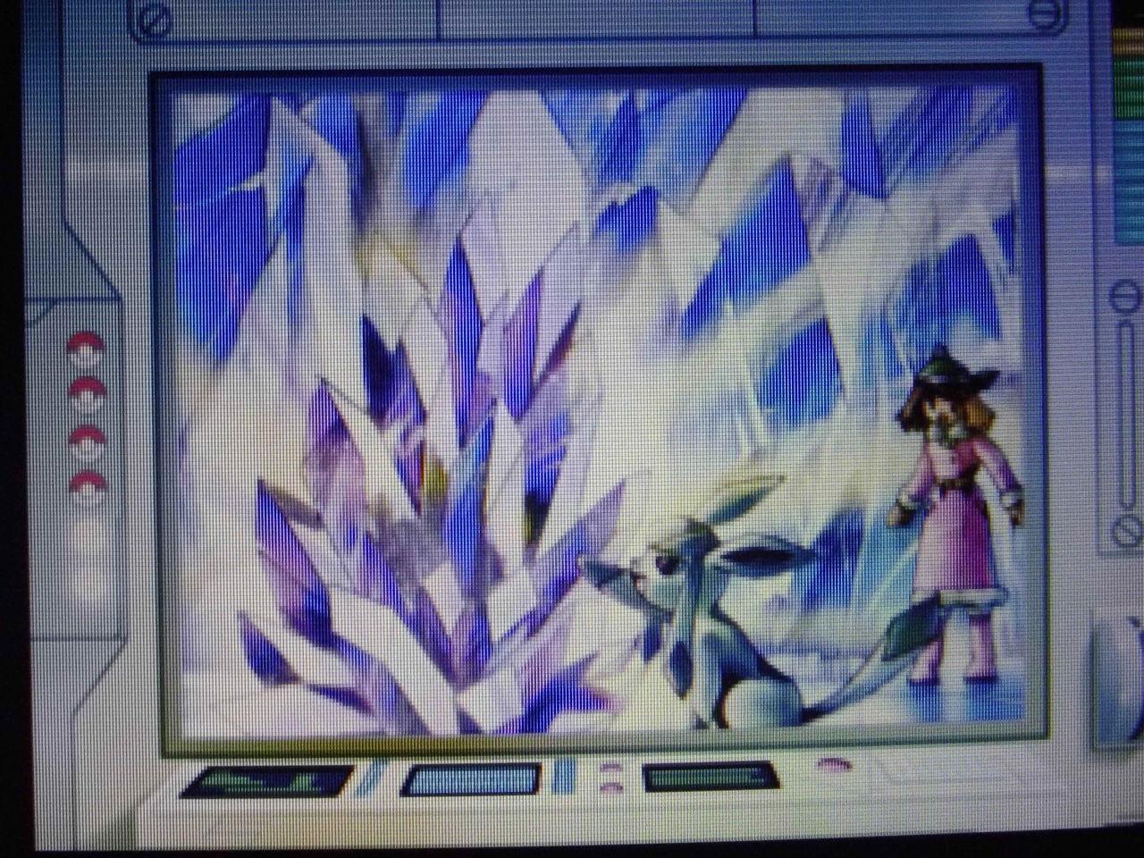 アニメポケモン…グレイシアの登場する回 : 磁場+-のポケ日記