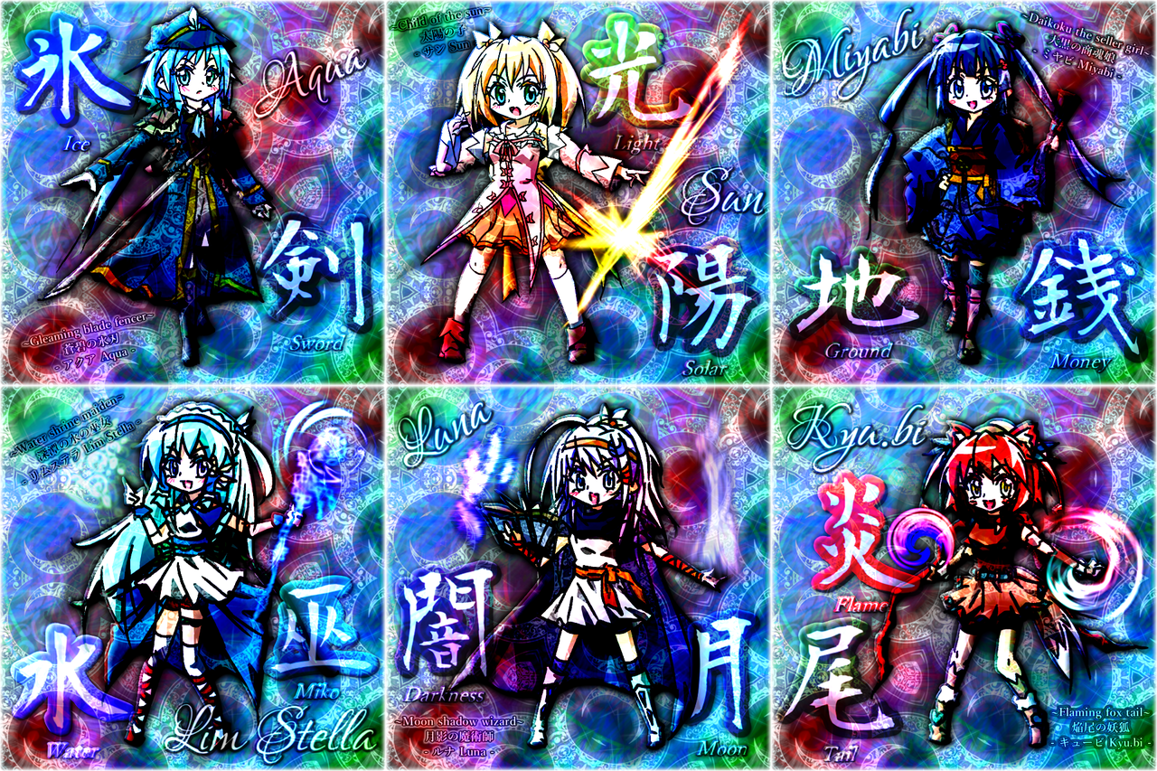 CharacterVisual