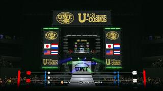 U-cosmos stage