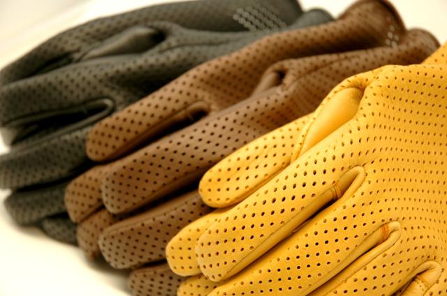 夏用メッシュグローブ : 手袋 ...